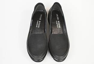 Туфли женские черные Nero Rossi, фото 3
