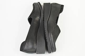 Туфли женские черные Nero Rossi, фото 2