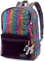 Молодіжний міський рюкзак для дівчини Winner One в школу для підлітка (253)