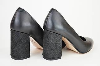 Туфли женские на каблуке Nivelle, фото 2