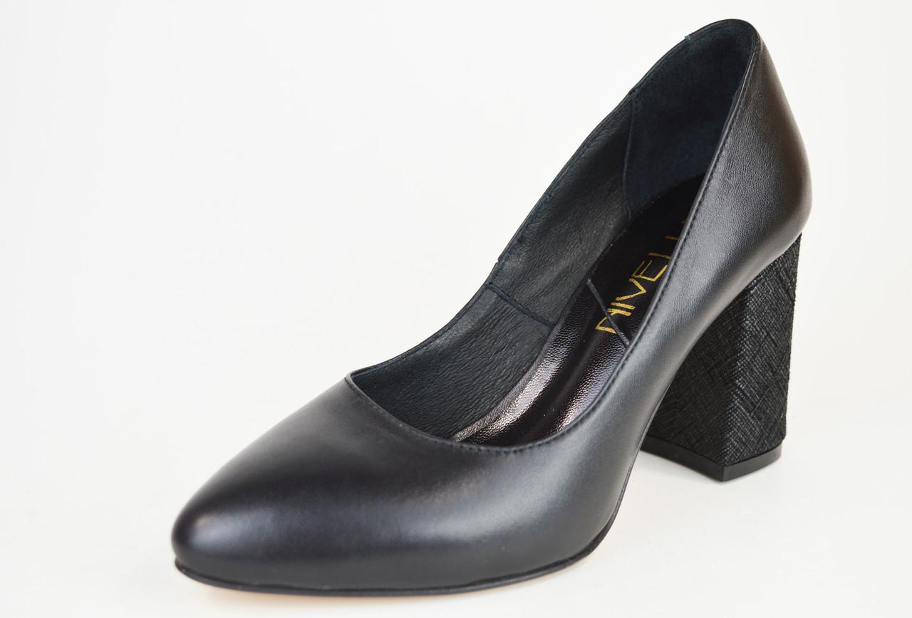 Туфли женские на каблуке Nivelle