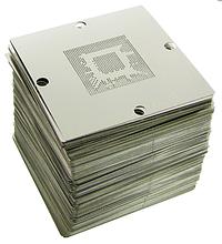 Трафарет під столик DDR2 (NO.229) 0.45 mm