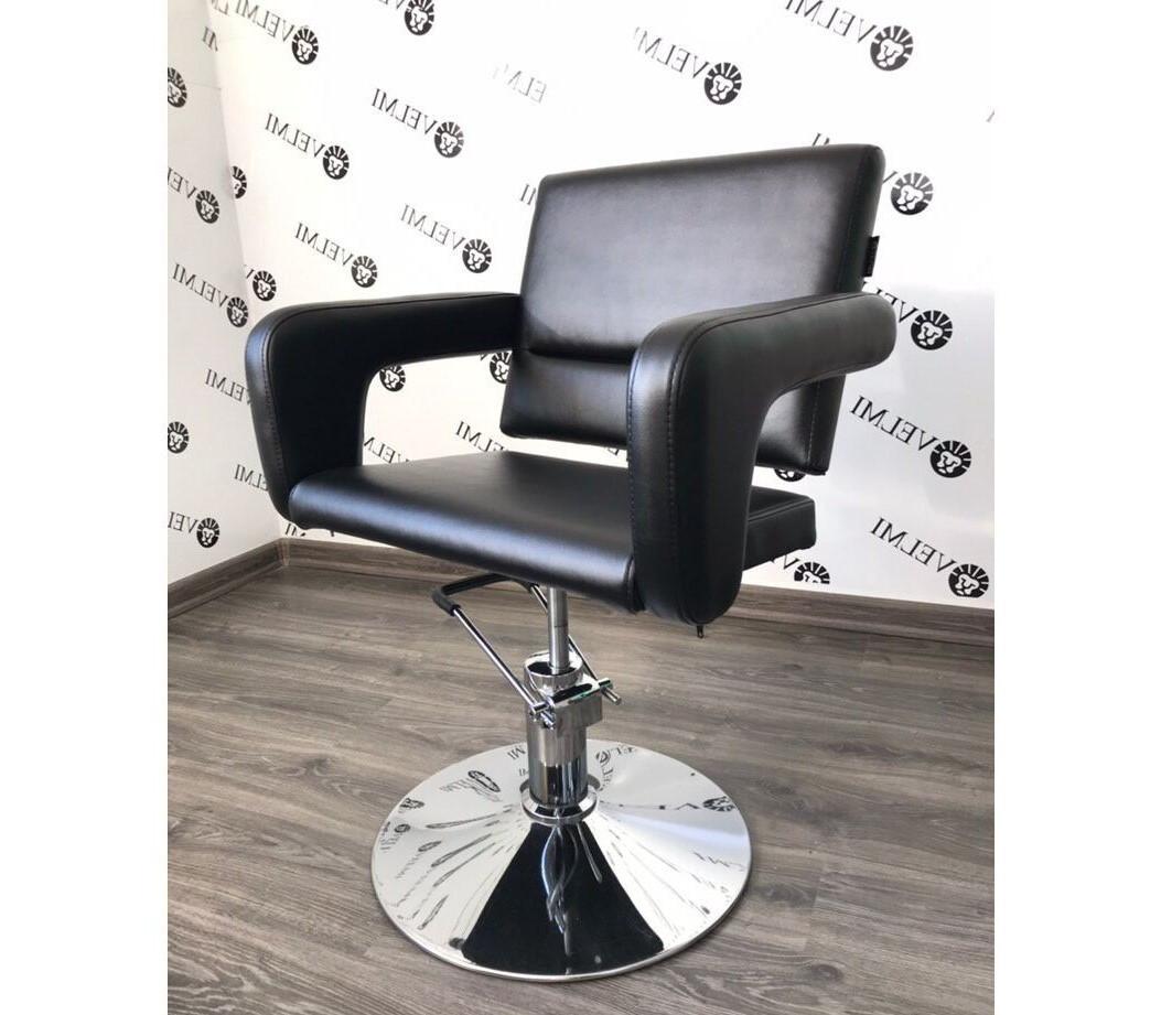 Перукарське крісло Фламінго для салону краси крісло для клієнтів перукаря