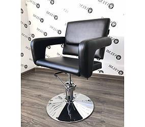 Парикмахерское кресло Фламинго для салона красоты кресло для клиентов парикмахера