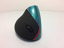 Миша бездротова USB TRY Vertical 1600 dpi синя з чорним нова гарантія 12мес!
