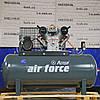 Компрессор воздушный (поршневой) двухпоршневой Лидер ВКП W1100 10-500 с ресивером 500 л