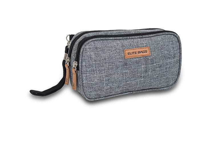 Термосумка Elite Bags ® DIABETICS  grey bitone