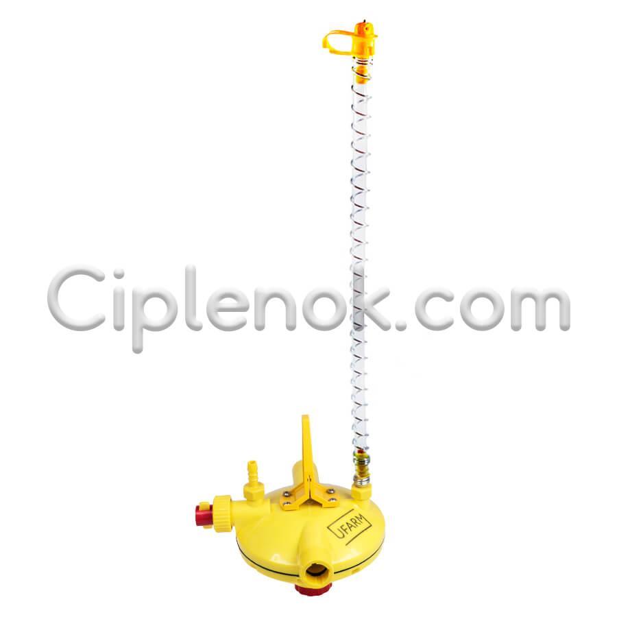 Регулятор давления воды аналог LUBING (с промывкой) трехлучевое крепление