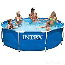 Каркасний басейн Intex 28200 New, 305 x 76 см
