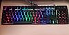 Професійна ігрова клавіатура з підсвічуванням клавіш LANDSLIDES KR-6300, фото 4
