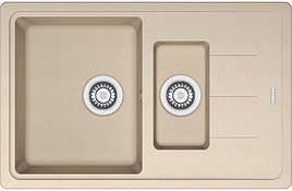 Кухонная мойка Franke Basis BFG 651-78 фрагранит Бежевый (114.0272.633)