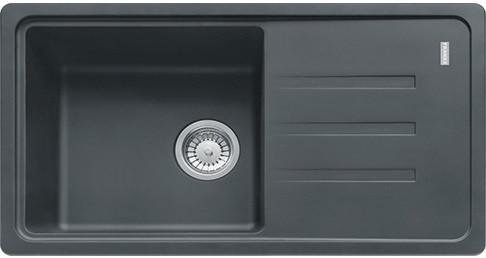 Кухонная мойка Franke Malta BSG 611-78 фрагранит Графит (114.0375.040)