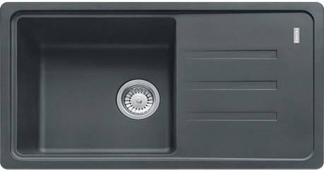 Кухонна мийка Franke Malta BSG 611-78 Фраграніт Графіт (114.0375.040), фото 2