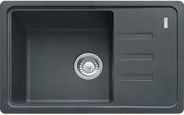 Кухонная мойка Franke Malta BSG 611-62 фрагранит Графит (114.0375.049)