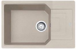 Кухонная мойка из коландером Framke Urban UBG 611-78 XL Сахара (114.0574.975)