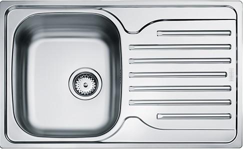 Кухонна мийка Franke Polar PXL 611-78 Нержавіюча сталь (101.0444.131)