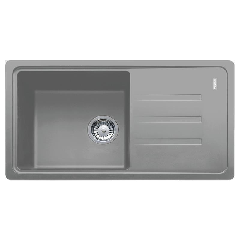 Кухонна мийка Franke Malta BSG 611-78 Сірий камінь (114.0575.041)