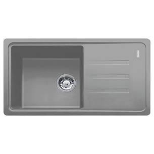 Кухонна мийка Franke Malta BSG 611-78 Сірий камінь (114.0575.041), фото 2