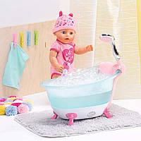 Автоматическая ванночка для куклы BABY BORN - ВЕСЕЛОЕ КУПАНИЕ (свет, звук) 824610, фото 1