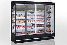 Холодильная пристенная витрина INDIANA CUBE V AV 070 MT D A