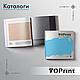 Печать открыток, ценников, бирок, календариков, бейджей, фото 5