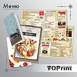 Печать открыток, ценников, бирок, календариков, бейджей, фото 7
