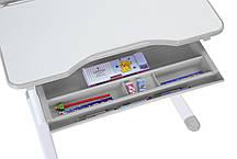 Эргономический комплект Cubby парта и стул-трансформеры Botero Grey - ОПТОМ ДЛЯ ШКОЛ, фото 2