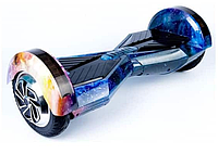 Гироскутер Smart Balance 8 дюймів Гироборд LED Bluetooth Сумка (Галактика) без ТАОТАО