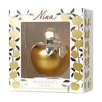 Туалетная вода NINA RICCI NINA lady GOLD edition