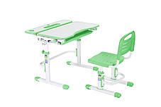 Эргономический комплект Cubby парта и стул-трансформеры Botero Green - ОПТОМ ДЛЯ ШКОЛ, фото 3