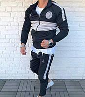 Спортивний костюм сірого кольору, фото 1