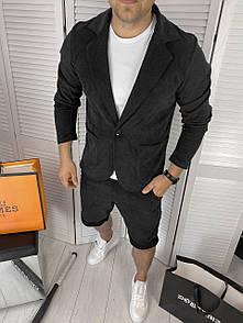 Чоловічий костюм Ibiza Black.Size S/M