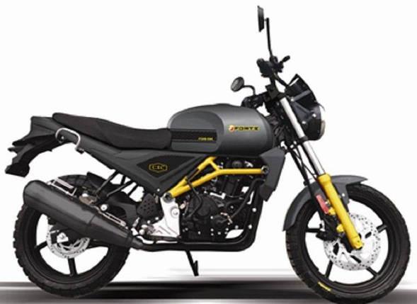 Мотоцикл Forte FT300-CXC (черный), фото 2