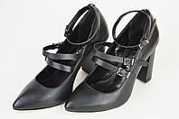 Женские кожаные туфли Nivelle 1767