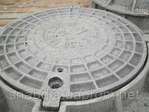 Люки канализационные, фото 2