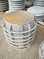 Люки канализационные, фото 3