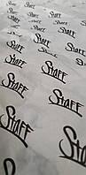 Бумага упаковочная для обуви с индвидуальным логотипом, фото 1