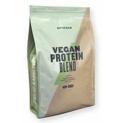 Растительный гороховый протеин Myprotein Vegan Protein Blend (2500 г) майпротеин веган бленд Coffe & Walnut