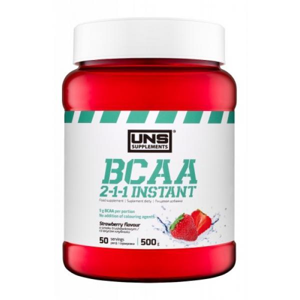 БЦАА UNS BCAA 2-1-1 Instant (500 г) юсн Pear