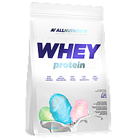 Сывороточный протеин концентрат AllNutrition Whey Protein (900 г) алл нутришн Cotton Candy