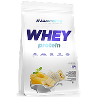 Сывороточный протеин концентрат AllNutrition Whey Protein (900 г) алл нутришн White Chocolate Pineapple