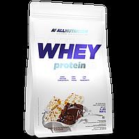 Сывороточный протеин концентрат AllNutrition Whey Protein (900 г) алл нутришн Chocolate Nougat