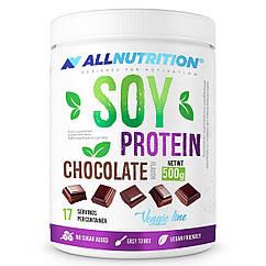 Соевый протеин изолят AllNutrition Soy Protein (500 г) олл нутришн Cherry Youghurt