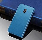 Чехол Clover для Xiaomi Redmi 8A книжка Бирюзовый, фото 2