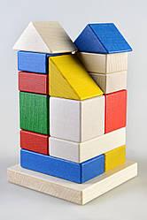 Деревянная пирамидка Башня, Тато (КС-002)