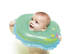 Круг для купания младенцев в ванной, KinderenOK (060318)