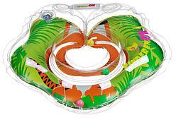 Круг для купания новорожденных Тигренок, KinderenOK (204238_027)