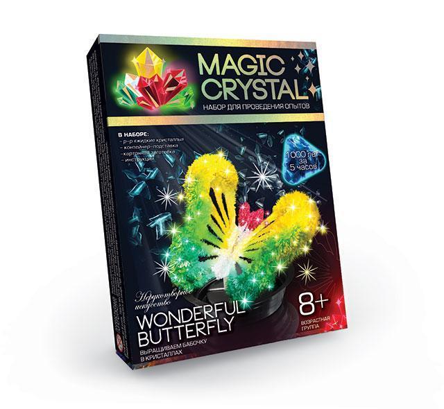 Магические кристаллы Набор для проведения опытов, Danko Toys (OMC-01-05)