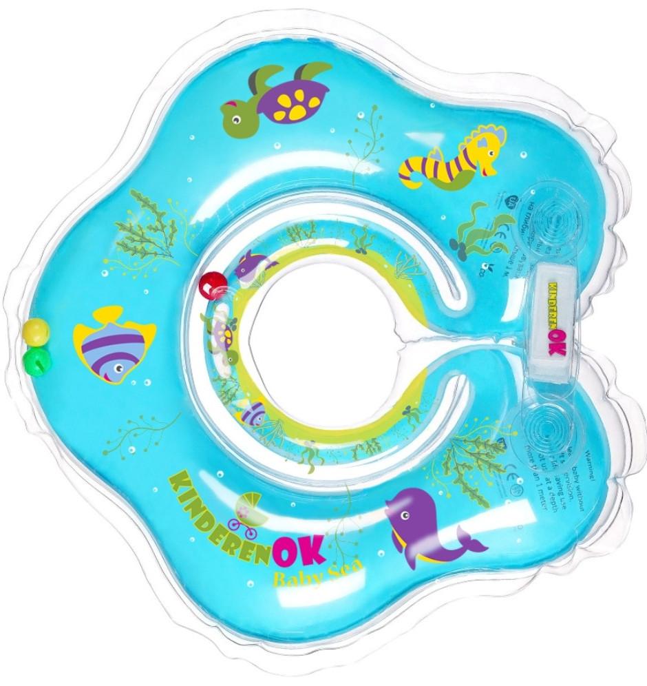Детский круг для купания в ванной, KinderenOK (201319)