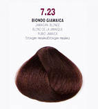 Краска для волос Brelil Colorianne 7.23 - Блондин розово-золотистый, 100 мл, фото 2
